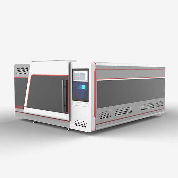 all cover fiber laser cutting machine
