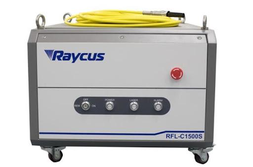 gerador de laser de fibra raycus usado em cortadores de laser de fibra